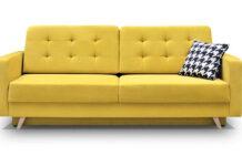 Jakie sofy rozkładane wybrać do pokoju gościnnego?
