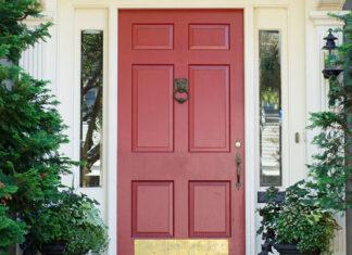 Drzwi tarasowe przesuwne